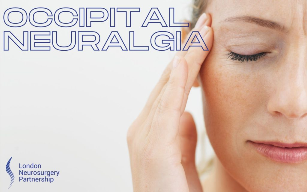 occipital neuralgia london neurosurgery partnership