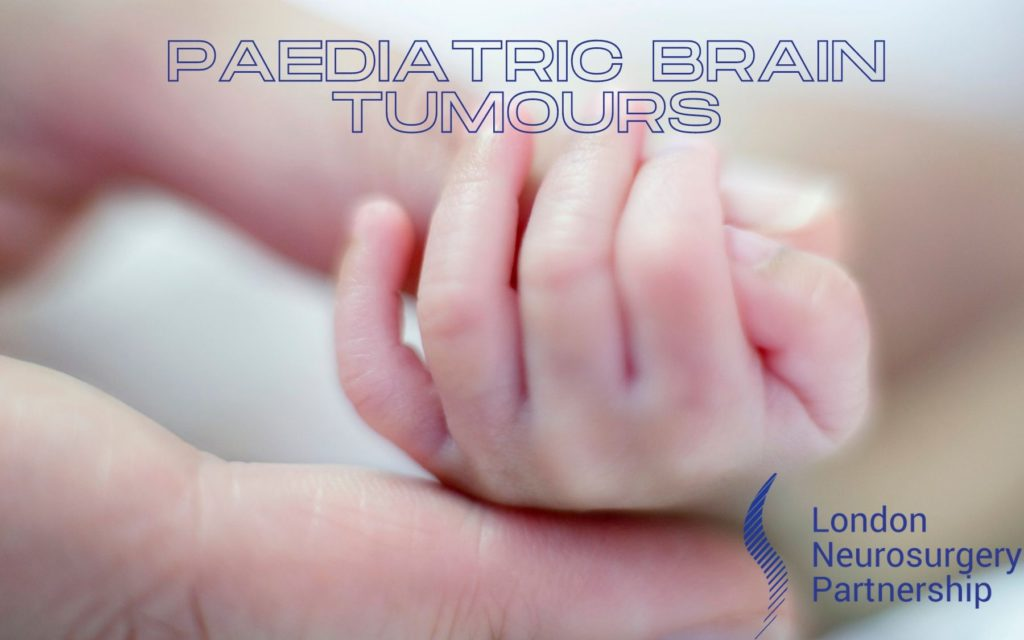 paediatric brain tumours london neurosurgery partnership