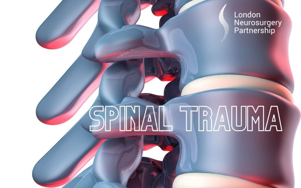 spinal trauma london neurosurgery partnership
