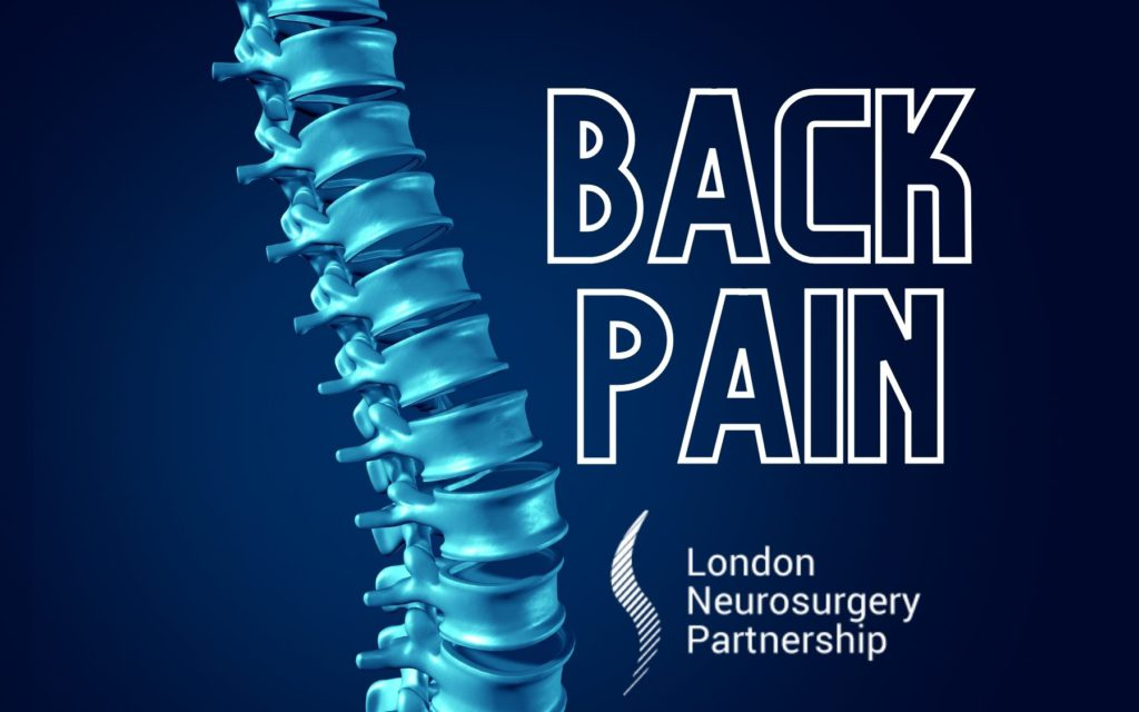 back pain london neurosurgery partnership