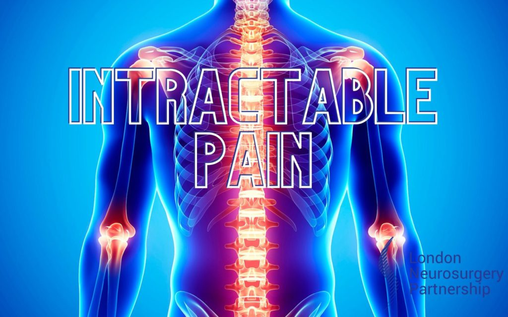 intractable pain